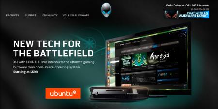Alienware+Ubuntu