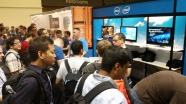DockerCon Dell booth