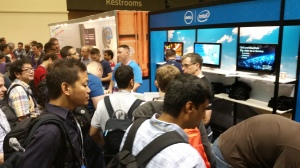 DockerCon Dell booth