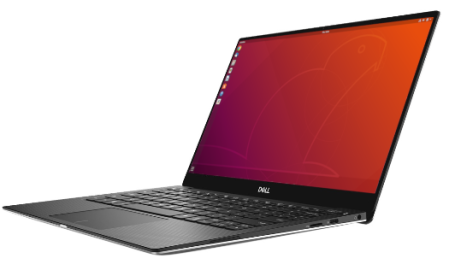 Il Dell XPS 13 9380 con Ubuntu 18.04 è disponibile in Italia